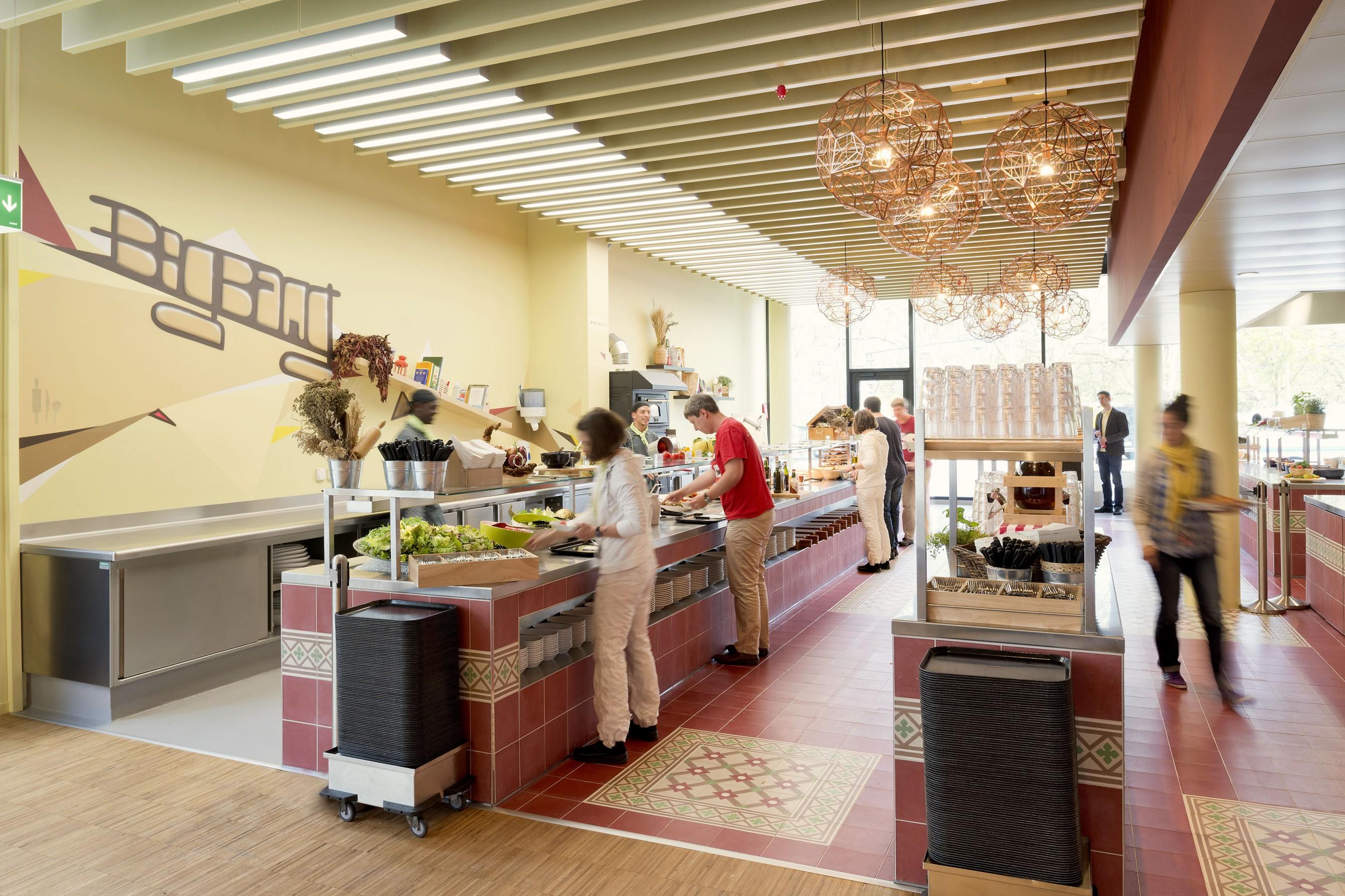 Erweiterung google headquarters 2 0 z rich z st g beli for Google office zurich design
