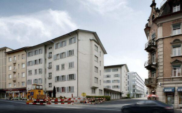 Z2G - Schaffhauserstrasse 431 - 100521 Bestand